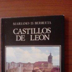 Libros de segunda mano: CASTILLOS DE LEÓN. Lote 95683899