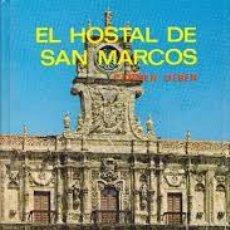 Libros de segunda mano: EL HOSTAL DE SAN MARCOS-CARMEN DEBEN-EDITORIAL EVEREST-. Lote 95828427