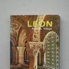 Libros de segunda mano: LEON (ANTONIO VIÑAYO) - EDITORIAL EVEREST -. Lote 95828591