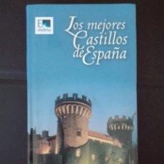 Libros de segunda mano: LOS MEJORES CASTILLOS DE ESPAÑA EVEREST PILAR QUERAL DEL HIERRO NUEVO. Lote 95886311