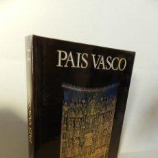 Libros de segunda mano: TIERRAS DE ESPAÑA. PAIS VASCO. FUNDACIÓN JUAN MARCH EDITORIAL NOGUER 1987.. Lote 96329275