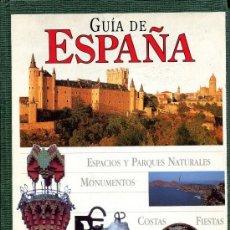 Libros de segunda mano: GUIA DE ESPAÑA --EL PAIS -AGUILAR 1996. Lote 96360987