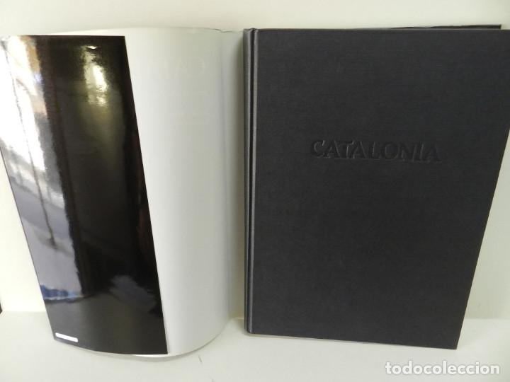 Libros de segunda mano: CATALONIA .- JOAN MARIA PUJALS, XAVIER MISERACHS, RAMÓN MANENT 1995 TAPA DURA - Foto 3 - 96569795