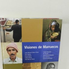 Libros de segunda mano: VISIONES DE MARRUECOS FUNDACION TRES CULTURAS DEL MEDITERRA?NEO FOTOGRAFÍA DESCATALOGADO DIFICIL. Lote 96607491