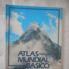 Libros de segunda mano: ATLAS MUNDIAL BÁSICO. PLANETA AGOSTINI. 80 PÁGINAS. 1985. BUEN ESTADO. Lote 96709663