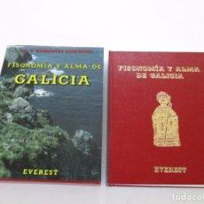 Libros de segunda mano: DR. A. RODRÍGUEZ RODRÍGUEZ. FISONOMÍA Y ALMA DE GALICIA. RM82802. . Lote 97217863