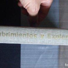 Libros de segunda mano: DESCUBRIMIENTOS Y EXPLORACIONES. FRANK DEBENHAM. Lote 97307167