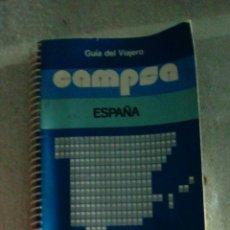 Libros de segunda mano: GUÍA CAMPSA 1980. Lote 97315456