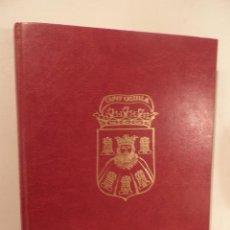 Libros de segunda mano: BURGOS.CRUCE DE CAMINOS .PULSO DE ESPAÑA . ED. NORUM . COLECCIÓN TEMAS ESPAÑOLES. 1981. . Lote 98092367