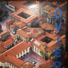 Libros de segunda mano: OVIEDO DESDE EL AIRE. FOTOGRAFIAS DE NARDO VILLABOY. PROLOGO DE GABINO DE LORENZO. 1ª EDICION 1999. . Lote 98741403