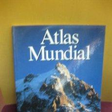 Libros de segunda mano: ATLAS MUNDIAL. PLANETA DEAGOSTINI 1993.. Lote 98872107
