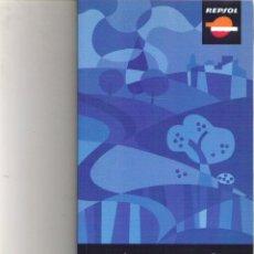 Libros de segunda mano: GUIA REPSOL 2009 RUTAS DE DENOMINACION DE ORIGEN. Lote 99099647