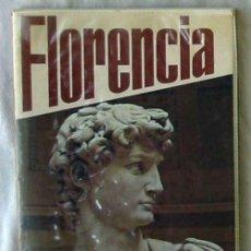 Libros de segunda mano: FLORENCIA - GUÍA DEL TURISTA - LORETTA SANTINI - GIUSTI DI BECOCCI - FIRENZE - VER INDICE. Lote 99458511