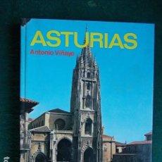 Libros de segunda mano: GUÍA ANTIGUA DE ASTURIAS. Lote 99507951