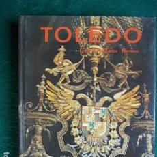 Libros de segunda mano: GUÍA ANTIGUA DE TOLEDO. Lote 99507979