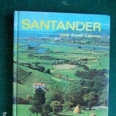 Libros de segunda mano: GUÍA ANTIGUA DE SANTANDER. Lote 99508023