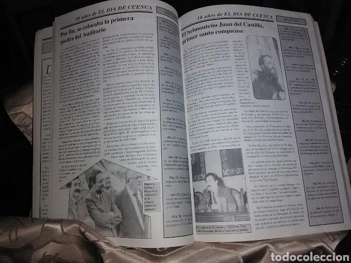 Libros de segunda mano: X años de Cuenca a través de El Día (1984-1994) - Foto 3 - 131537650