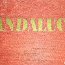 Libros de segunda mano: LIBRO ANDALUCIA. Lote 99845251