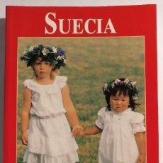 Libros de segunda mano: SUECIA - LOS LIBROS DEL VIAJERO - EL PAIS/AGUILAR. Lote 100329235