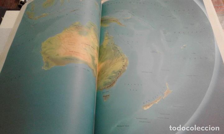 Libros de segunda mano: Atlas of the world - The Times. Rialp - Comprehensive edition 1993 - en inglés - Foto 14 - 100631179