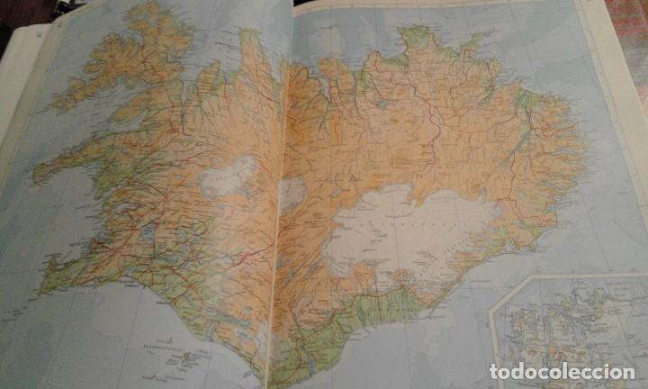 Libros de segunda mano: Atlas of the world - The Times. Rialp - Comprehensive edition 1993 - en inglés - Foto 15 - 100631179