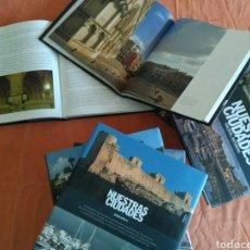 Libros de segunda mano: NUESTRAS CIUDADES. 12 TOMOS. SIGNO EDITORIAL ENVIO GRATIS. Lote 100889187