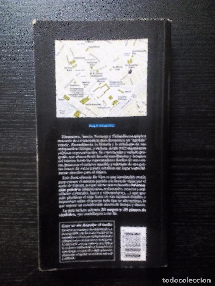 Libros de segunda mano: ESCANDINAVIA Dinamarca, Suecia, Noruega y Finlandia EN VIVO LA GUÍA DEL VIAJERO INDEPENDIENTE - Foto 2 - 101250607