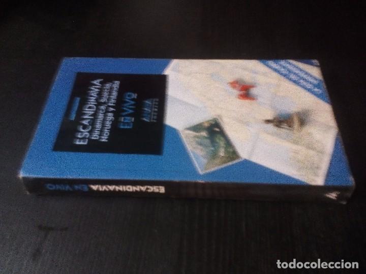 Libros de segunda mano: ESCANDINAVIA Dinamarca, Suecia, Noruega y Finlandia EN VIVO LA GUÍA DEL VIAJERO INDEPENDIENTE - Foto 4 - 101250607