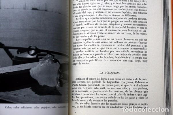 Libros de segunda mano: AL SUR DEL CARIBE - ALBERTO VAZQUEZ - FIGUEROA - 1965 - 1ª EDICION - - RARO - Foto 3 - 101269811