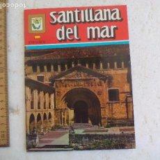 Libros de segunda mano: GUÍA SANTILLANA DEL MAR. 1994 EDICIÓN EDITORIAL ESCUDO DE ORO. Lote 101274731