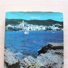 Libros de segunda mano: CARLOS BARRAL Y XAVIER MISERACHS - CATALUNYA DES DEL MAR - EDICIONS 62. Lote 101578783