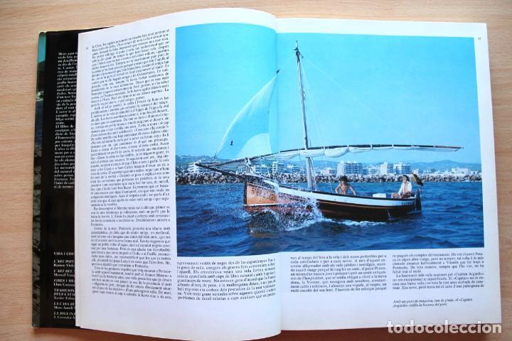 Libros de segunda mano: Carlos Barral y Xavier Miserachs - Catalunya des del mar - Edicions 62 - Foto 5 - 101578783