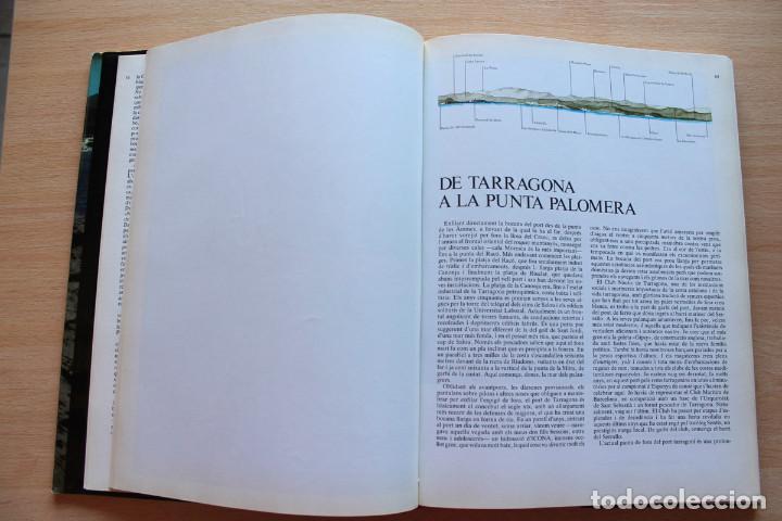 Libros de segunda mano: Carlos Barral y Xavier Miserachs - Catalunya des del mar - Edicions 62 - Foto 6 - 101578783