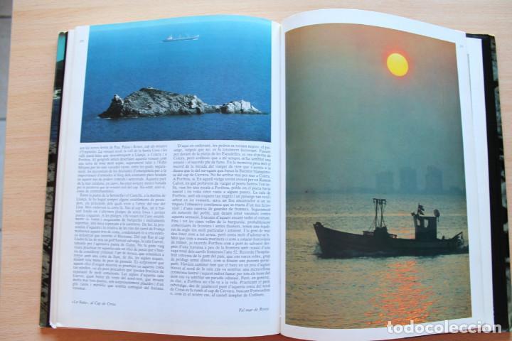 Libros de segunda mano: Carlos Barral y Xavier Miserachs - Catalunya des del mar - Edicions 62 - Foto 9 - 101578783