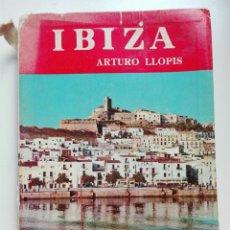 Libros de segunda mano: IBIZA ARTURO LLOPIS. Lote 102068523