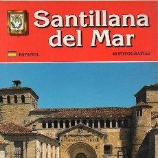 Libros de segunda mano: SANTILLANA DEL MAR. Lote 102145255