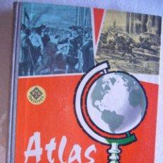 Libros de segunda mano: ATLAS HISTÓRICO. EDELVIVES. Lote 102444743