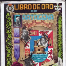 Libros de segunda mano: LIBRO DE ORO DE CARTAGENA Y SUS PROCESIONES 1966. Lote 102631611