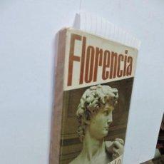 Libros de segunda mano: FLORENCIA. GUÍA DEL TURISTA. SANTINI, LORETTA. ED. GIUSTI DI BECOCCI. . Lote 103124179