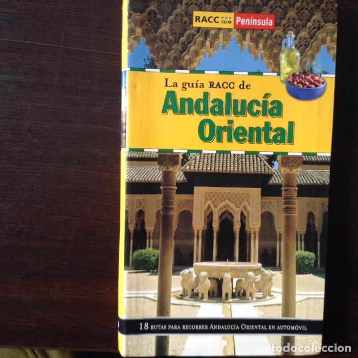 ANDALUCÍA ORIENTAL (Libros de Segunda Mano - Geografía y Viajes)