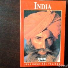 Libros de segunda mano: INDIA. Lote 103482946