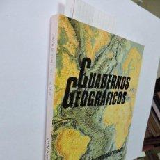 Libros de segunda mano: CUADERNOS GEOGRÁFICOS, 26. ED. UNIVERSIDAD DE GRANADA GRANADA 1997 . Lote 103484843