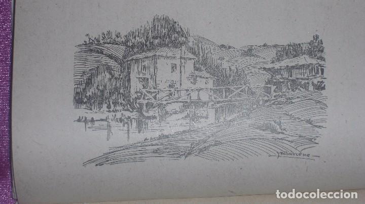 Libros de segunda mano: GUIA MONUMENTAL Y DEL TURISMO EN ASTURIAS CON GRABADOS Y MAPA 1951 C41 - Foto 3 - 103568339