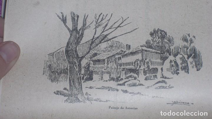Libros de segunda mano: GUIA MONUMENTAL Y DEL TURISMO EN ASTURIAS CON GRABADOS Y MAPA 1951 C41 - Foto 4 - 103568339