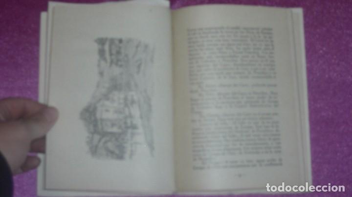 Libros de segunda mano: GUIA MONUMENTAL Y DEL TURISMO EN ASTURIAS CON GRABADOS Y MAPA 1951 C41 - Foto 15 - 103568339