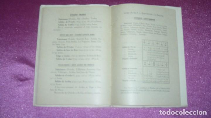 Libros de segunda mano: GUIA MONUMENTAL Y DEL TURISMO EN ASTURIAS CON GRABADOS Y MAPA 1951 C41 - Foto 18 - 103568339