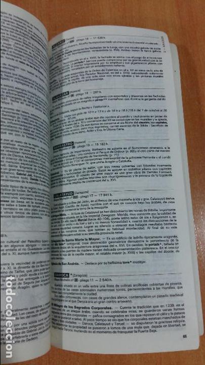 Libros de segunda mano: GUIA TURISTICA MICHELIN. ESPAÑA 1984. W - Foto 3 - 103817571