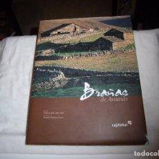 Libros de segunda mano: BRAÑAS DE ASTURIAS.TEXTOS FRANCISCO JAVIER CHAO.FOTOGRAFIAS FERNANDO FERNANDEZ.CAJASTUR 2009. Lote 103937515