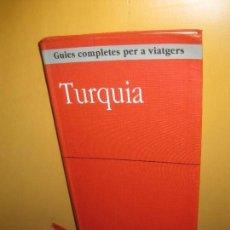 Libros de segunda mano: TURQUIA. GUIES COMPLETES PER A VIATGERS. ANAYA 1993. Lote 104307579