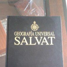 Libros de segunda mano: ATLAS DE GEOGRAFIA UNIVERSAL DE SALVAT. Lote 104342559